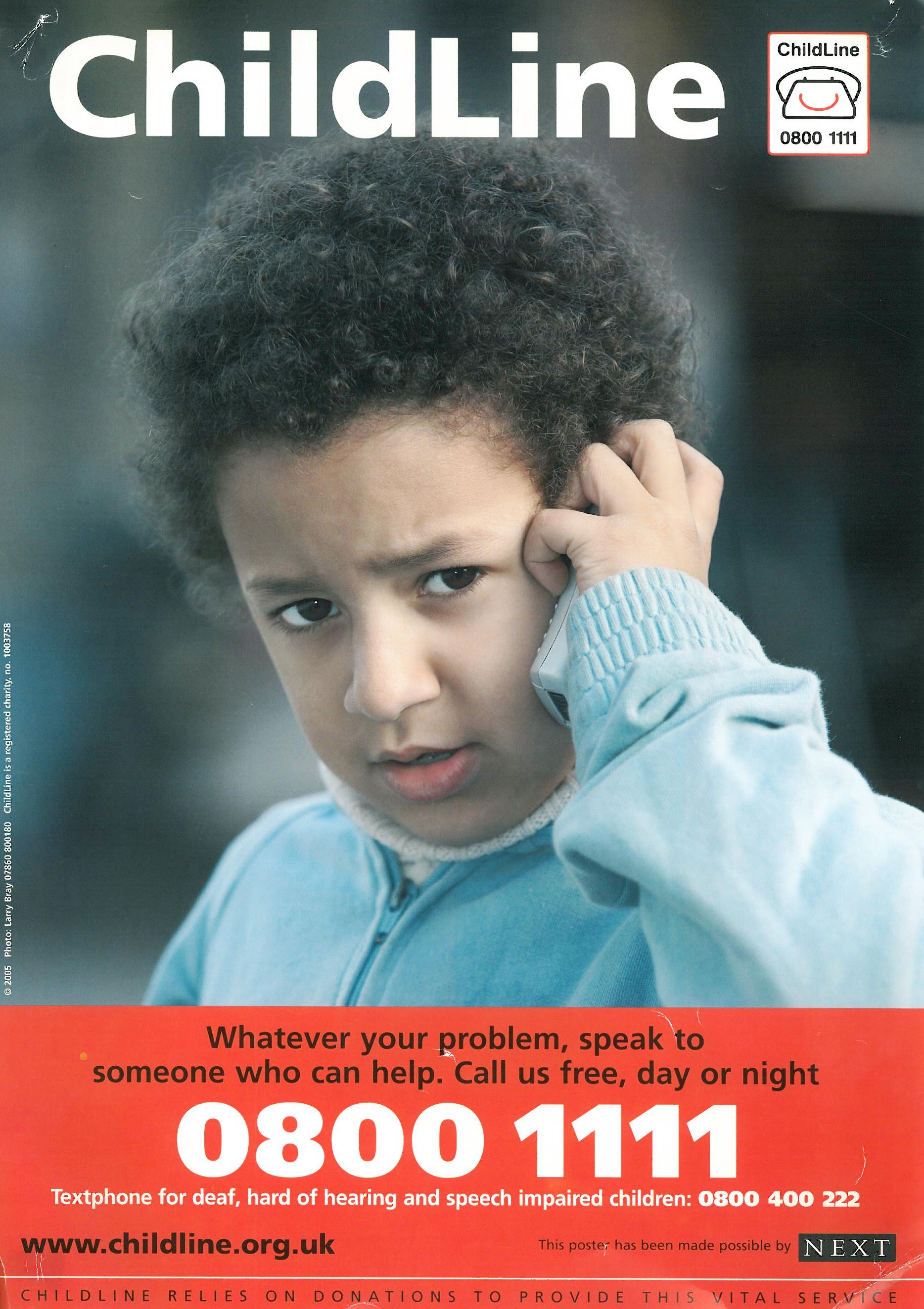 Childline Helpline