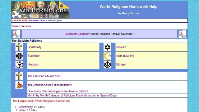 World Religions for Children